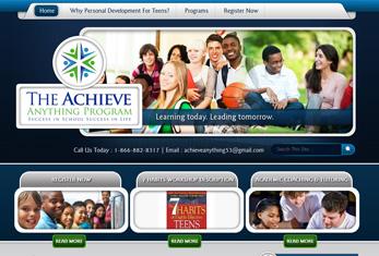 The ACHIEVE ANYTHING Program